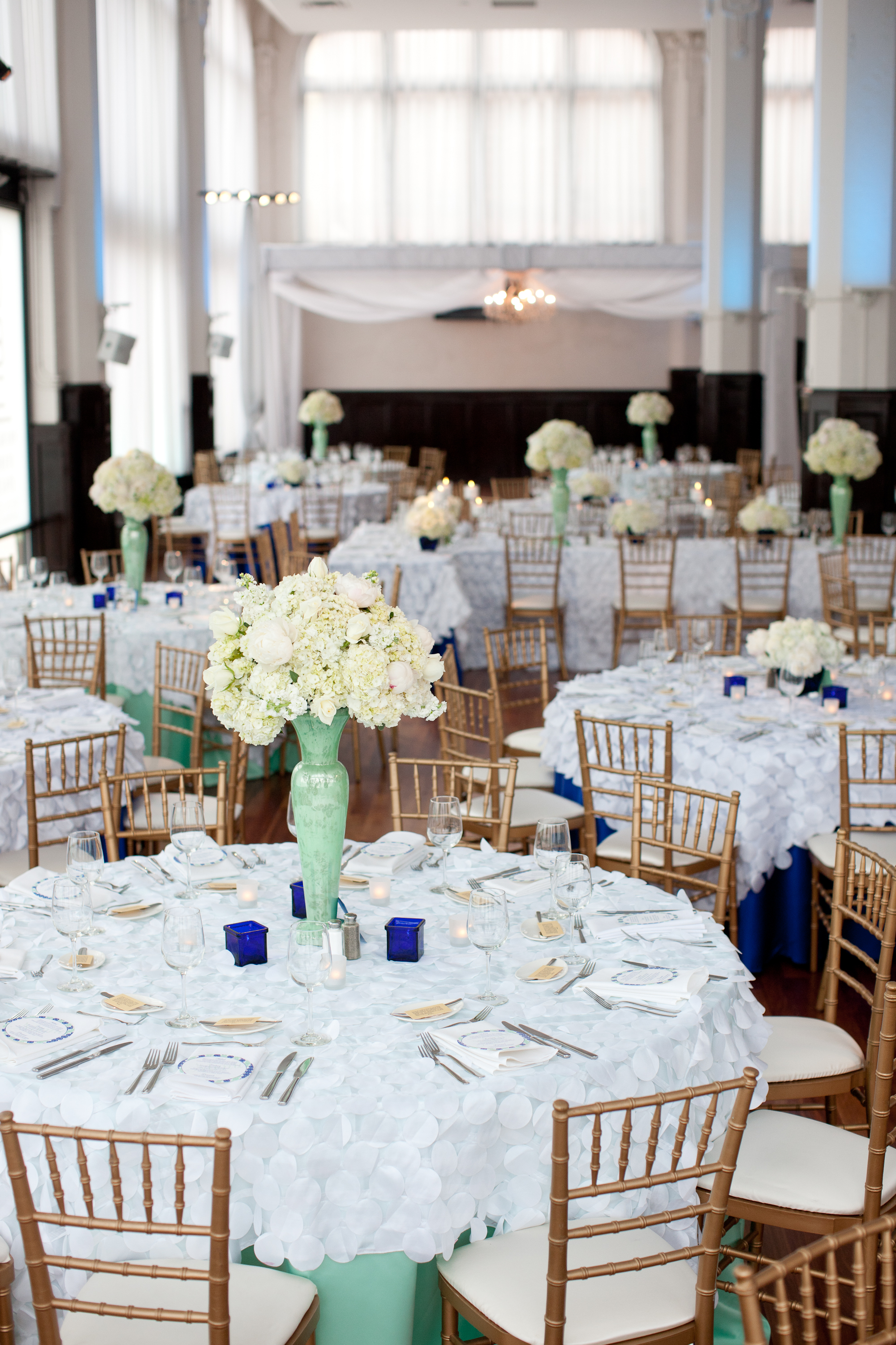 Seafoam Green Home Decor Amy Marshall Seafoam And Cobalt Wedding Events Luxe