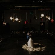 Celina & Dan – Confetti, Pinatas, Geometrics and Drippy Candles
